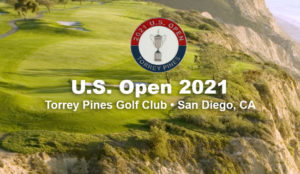 2021 US OPEN Torrey Pines in CA