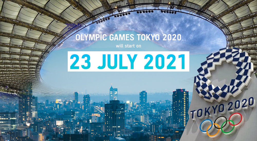 Olympic Games 2020 Tokyo