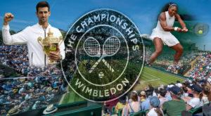 Wimbledon Tennis Grandslam 2021