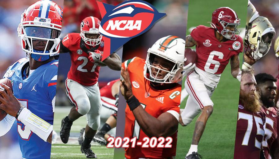 NCAA Football 2021 - week 5